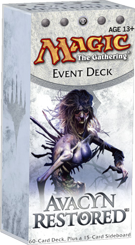 Avacyn Restored Event Deck: Death�s Encroach